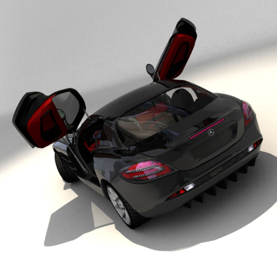 Mers SLR royalty-free 3d model - Preview no. 16