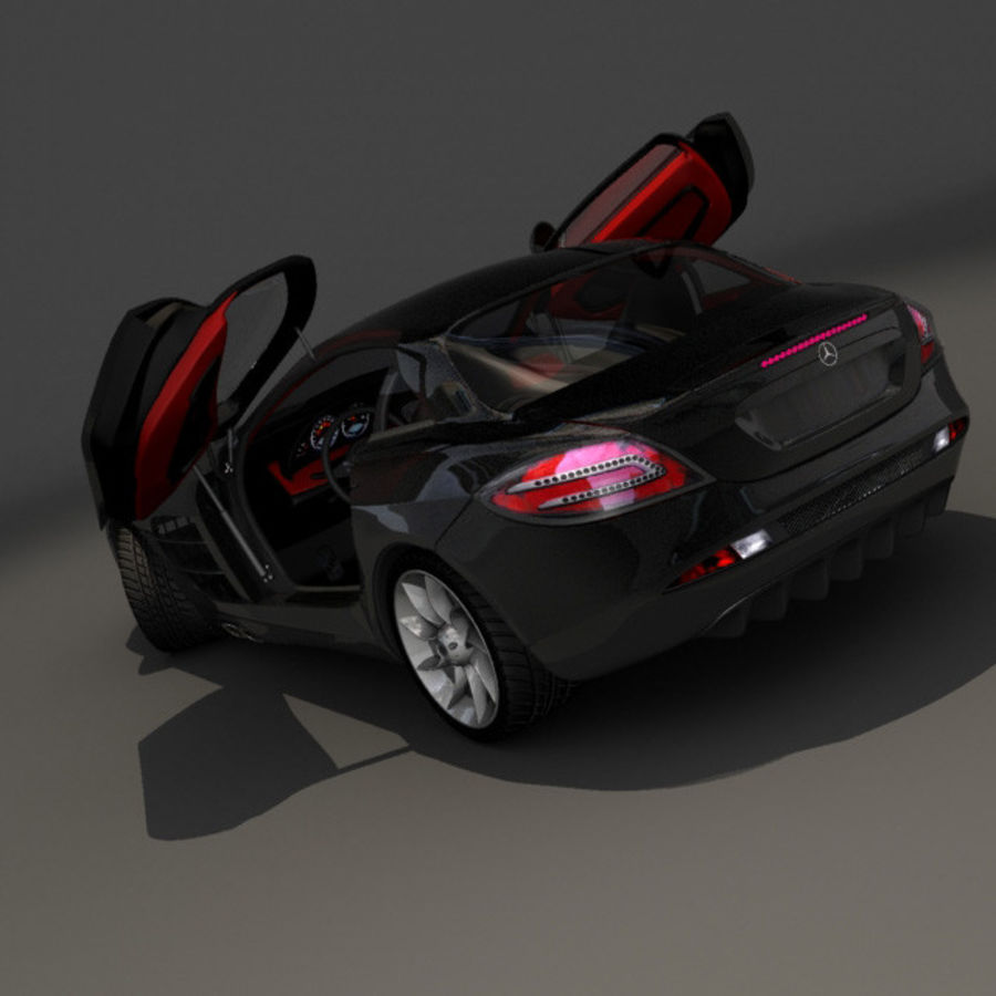 Mers SLR royalty-free 3d model - Preview no. 9