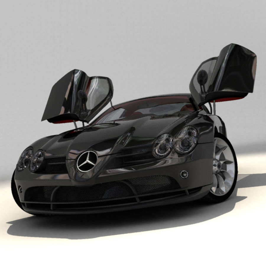 Mers SLR royalty-free 3d model - Preview no. 13
