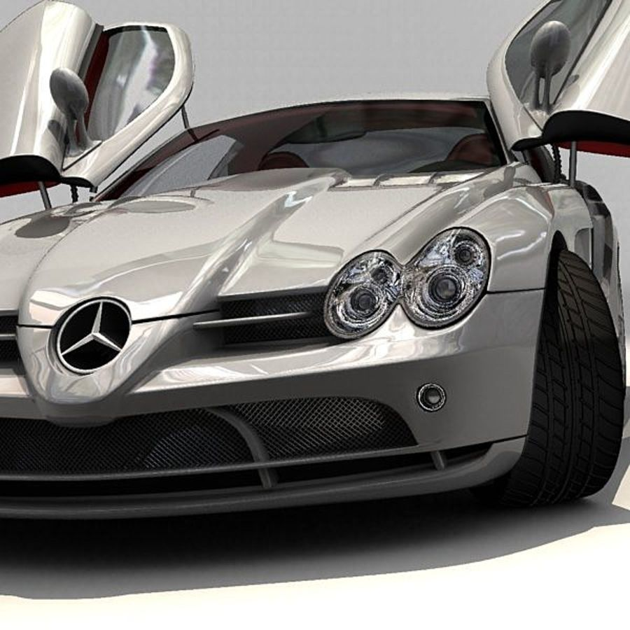 Mers SLR royalty-free 3d model - Preview no. 20