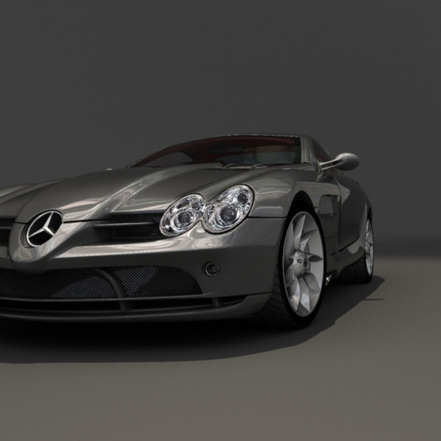 Mers SLR royalty-free 3d model - Preview no. 6