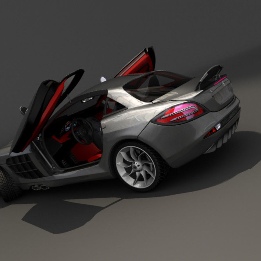 Mers SLR royalty-free 3d model - Preview no. 1