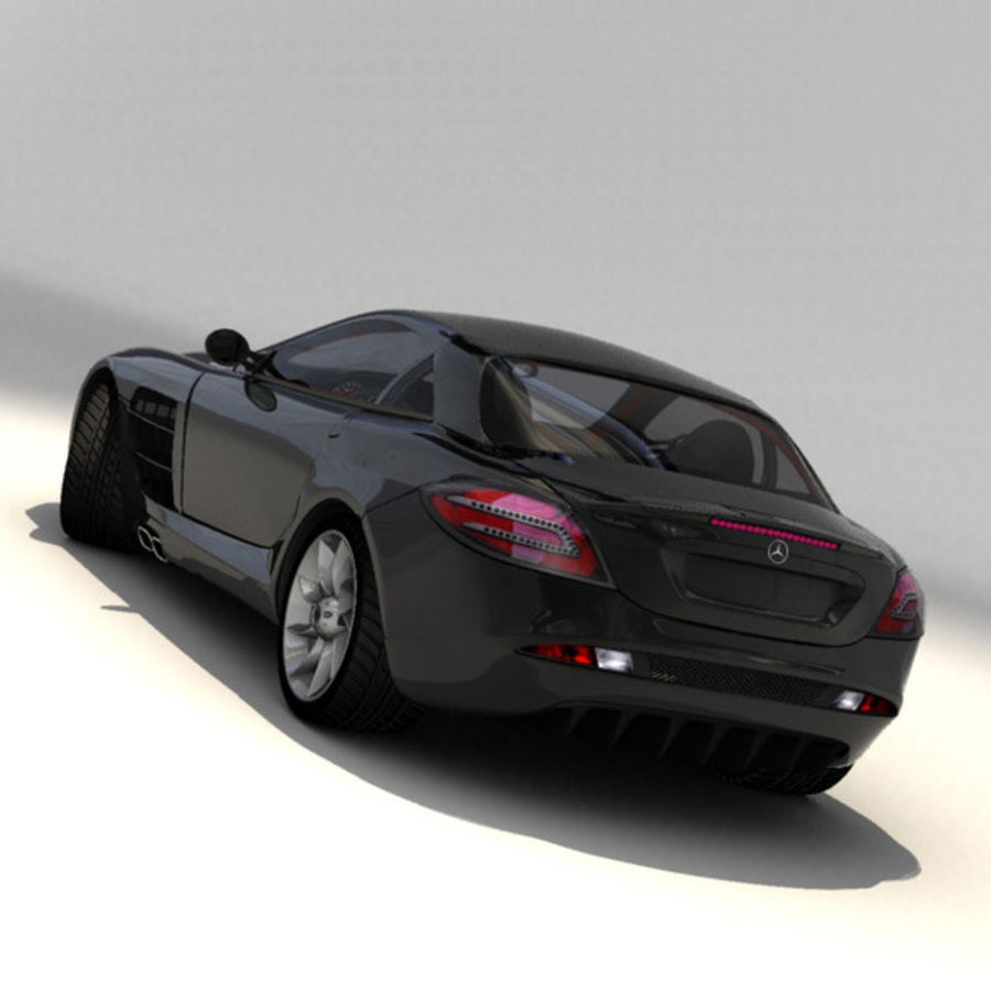 Mers SLR royalty-free 3d model - Preview no. 19