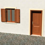 Window & Door 3d model