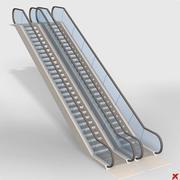 Escalator016_max 3d model