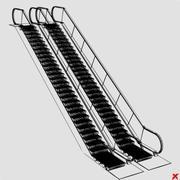 Escalator016_max.ZIP 3d model