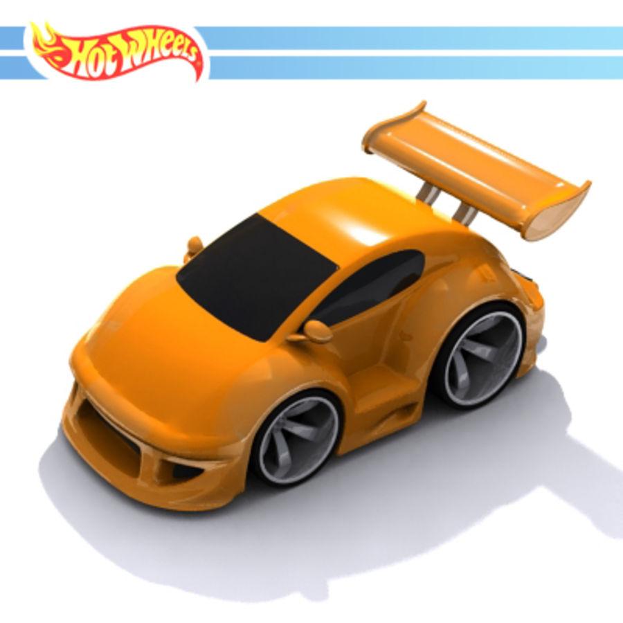 Hotwheel.rar royalty-free 3d model - Preview no. 1