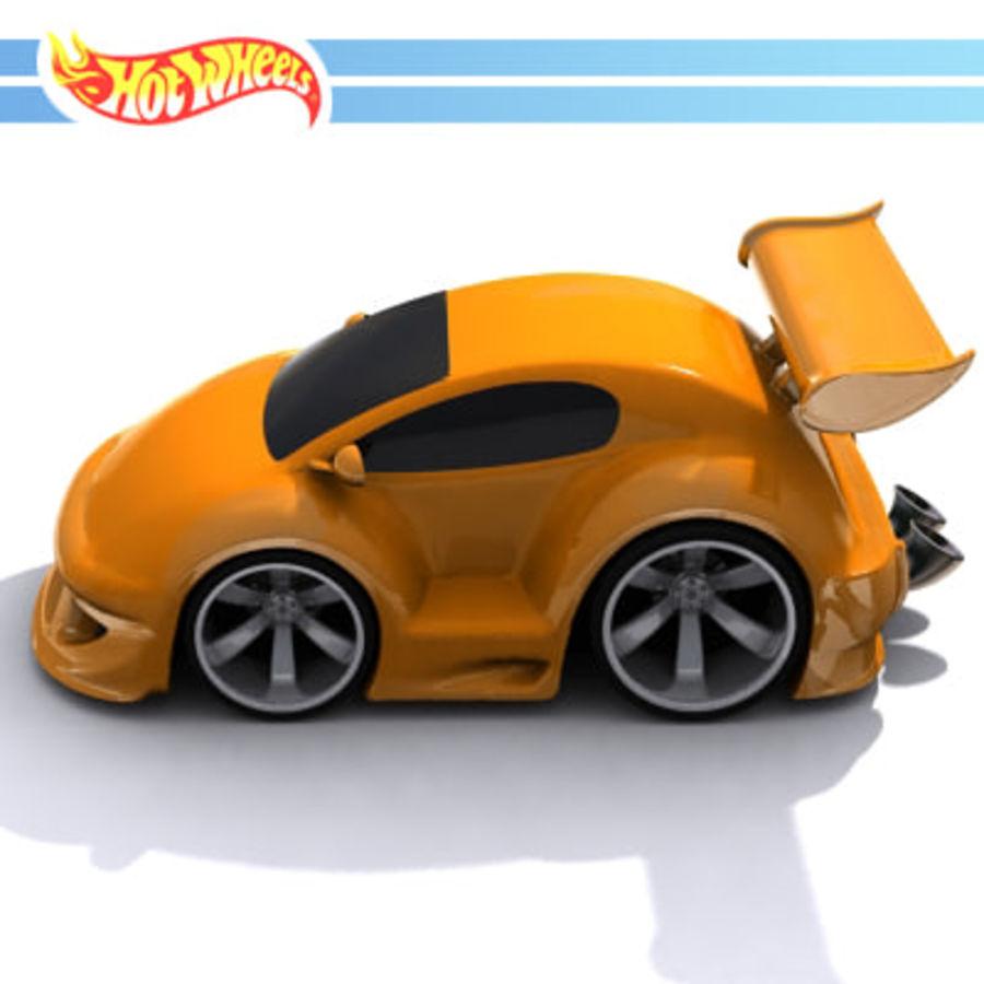 Hotwheel.rar royalty-free 3d model - Preview no. 3