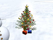 Kerstboom 3d model