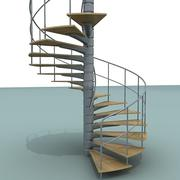 Spiral_staircase_003 3d model