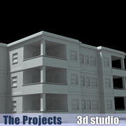 The Projects 3d model