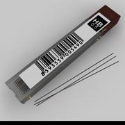 Leisteen doos 3d model