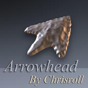 arrow.obj 3d model