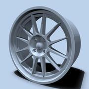 Imitation OZ Superleggera Rim 3d model