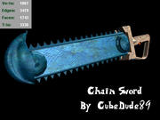 chainsword_mb 3d model