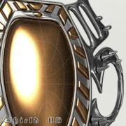 Shield 06 3d model