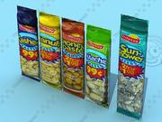 Packaged Nuts 3d model