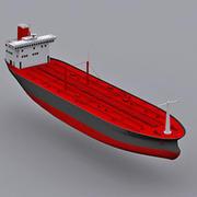 Tank Vessel 3d model