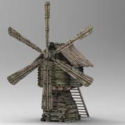 Mill 2 3d model