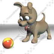 Puppydog.c4d 3d model