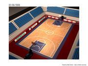 Arena 3d model