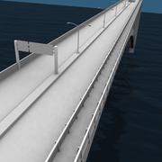 ブリッジ 3d model
