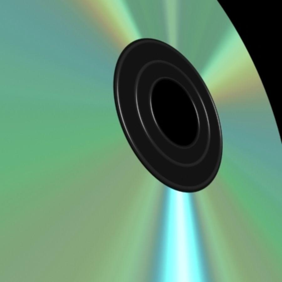 cd disk.max royalty-free 3d model - Preview no. 1