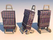 Cart 01 3d model