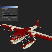 seaplane1 3d model