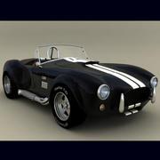 AC Cobra - Max 7 3d model