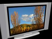 Fernseher 3d model