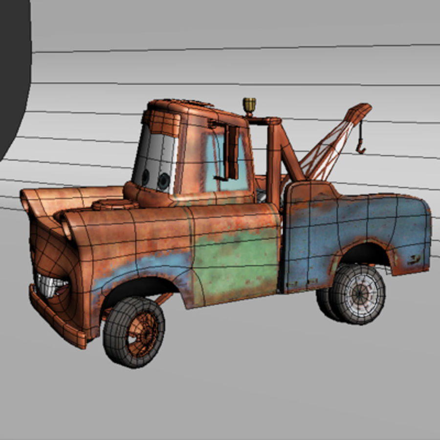mater royalty-free 3d model - Preview no. 3
