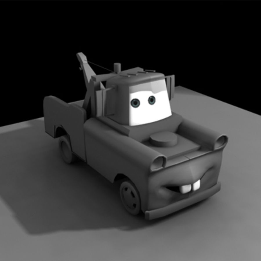 mater royalty-free 3d model - Preview no. 5