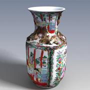 ваза 3d model
