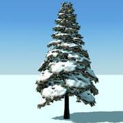 SnowTree 3 3d model