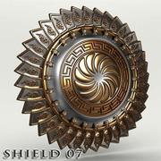 Sheild 07 3d model