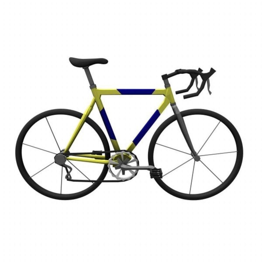 bike royalty-free 3d model - Preview no. 1
