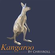 Kangaroo.obj 3d model