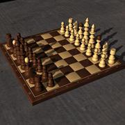 チェス 3d model