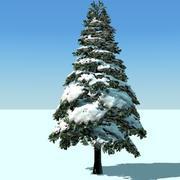 Snowtree 2 3d model