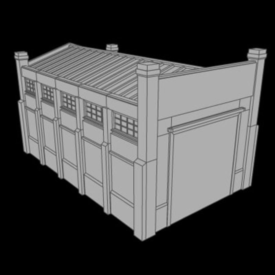 lager royalty-free 3d model - Preview no. 7
