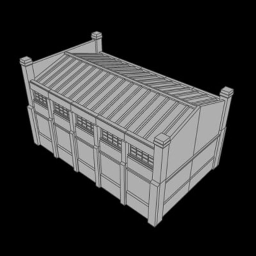 lager royalty-free 3d model - Preview no. 4