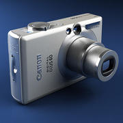 Canon IXUS 60 3d model