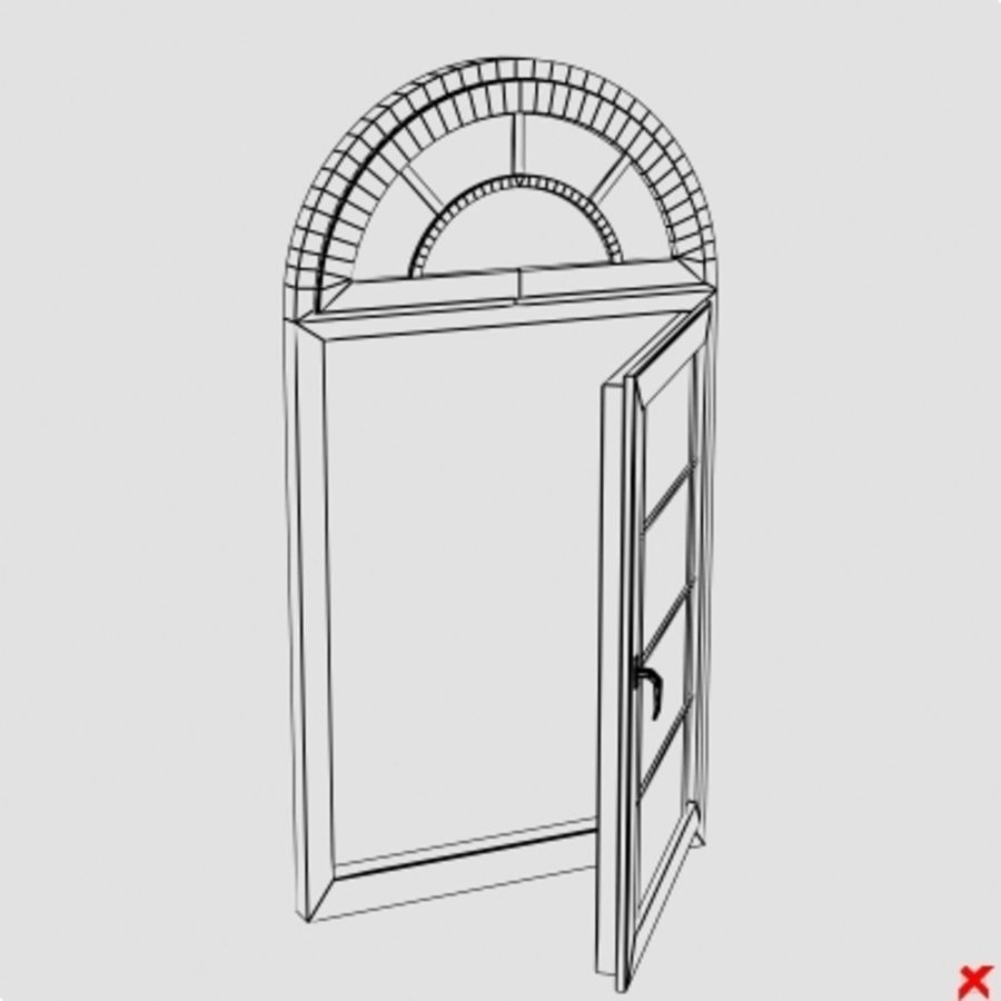 Window026.ZIP royalty-free 3d model - Preview no. 3