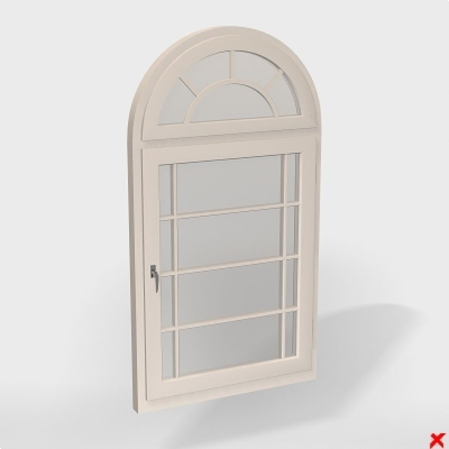 Window026.ZIP royalty-free 3d model - Preview no. 1