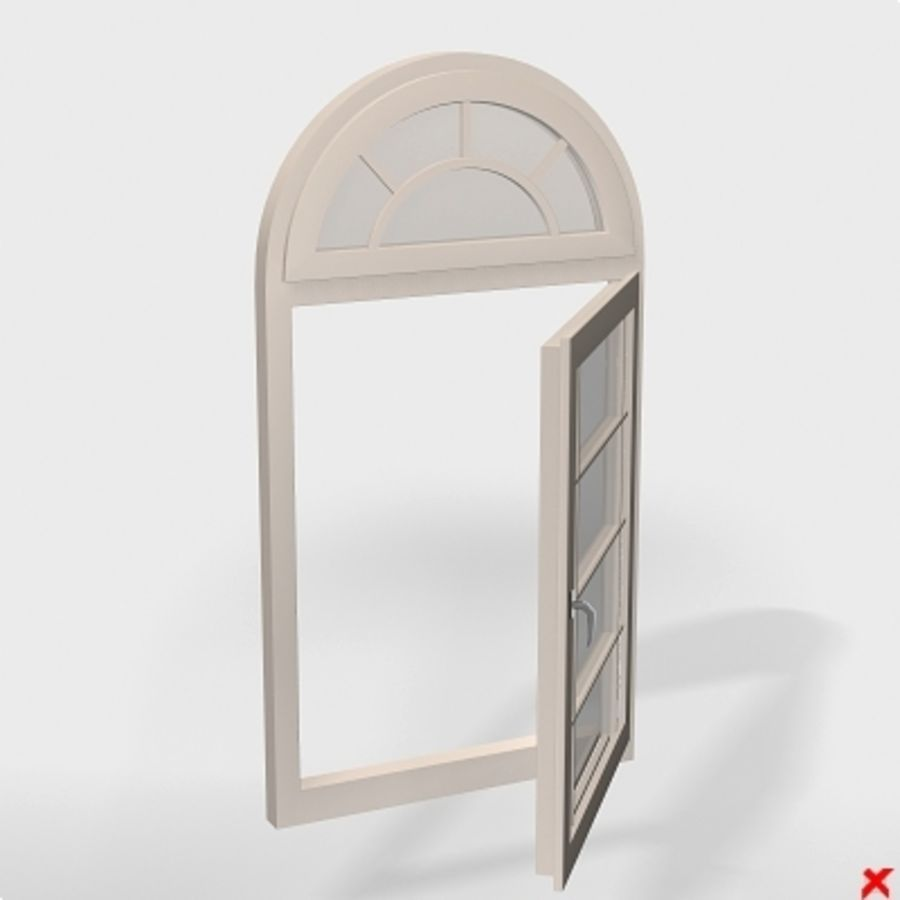 Window026.ZIP royalty-free 3d model - Preview no. 2