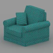 chair 01 model 3d model