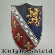 Knight_Shield 3d model