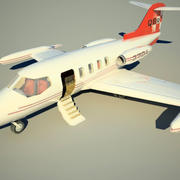 LeBombardier LearJet 3d model