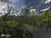 XfrogPlants Billboards: Prehistoric 3d model